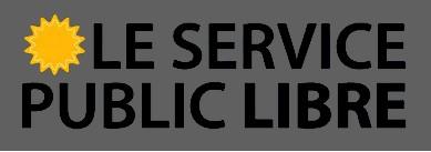 Le service public libre