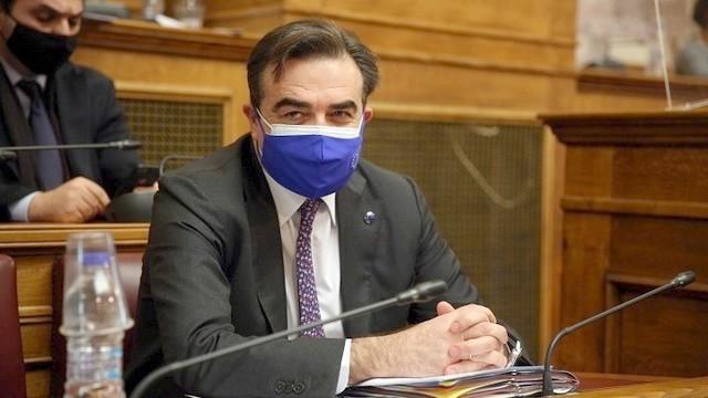 Margaritis Schinas - Vice-président Commission européenne