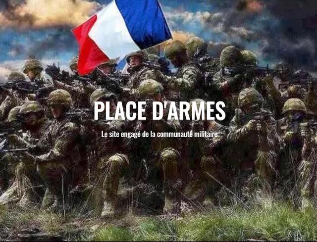 Communauté Militaire Engagée - Place d_Armes
