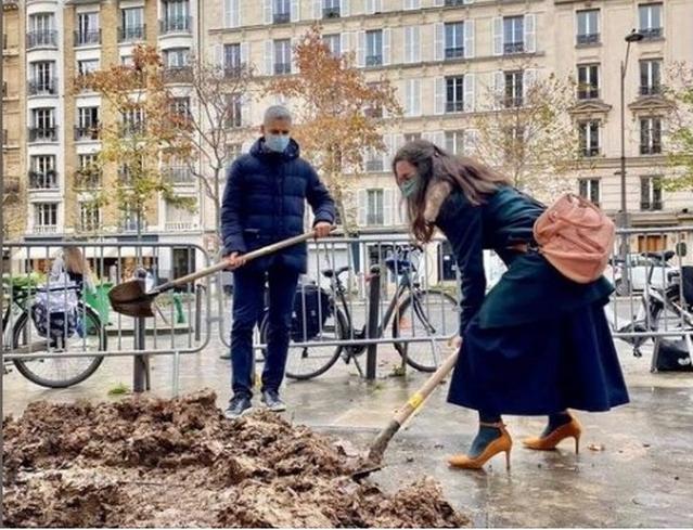 Emmanuelle Pierre-Marie - Maire Paris 2e - EELV