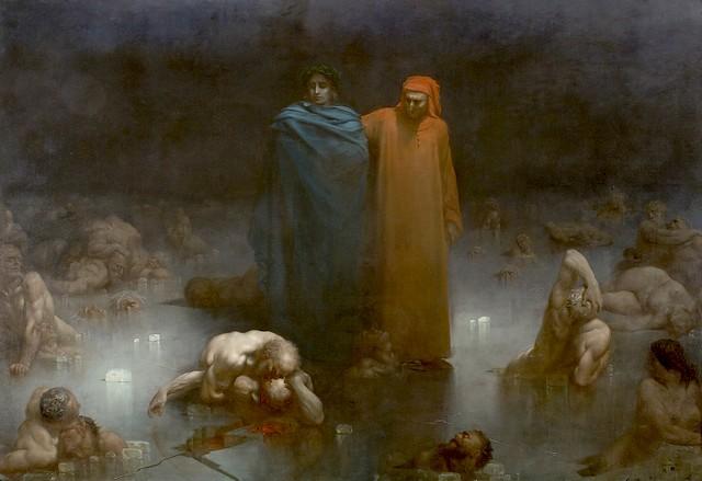 Gustave Doré - Dante - Enfer