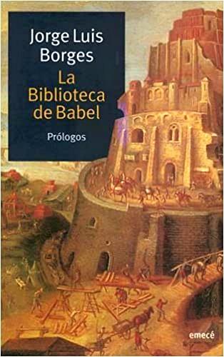 José Luis Borges - Bibliothèque Babel