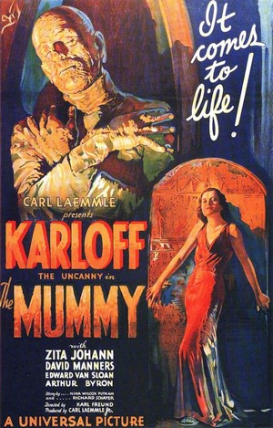 Momie - Boris Karloff
