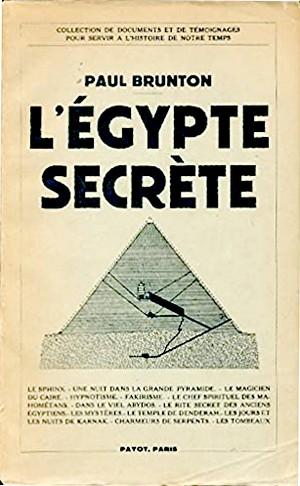 Paul Brunton - Égype ancienne