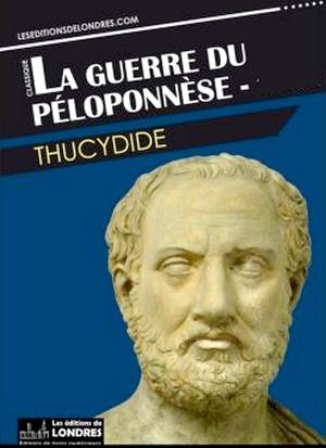 Thucydide - Guerre Péloponnèse