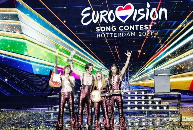 Eurovision 2021 - Måneskin