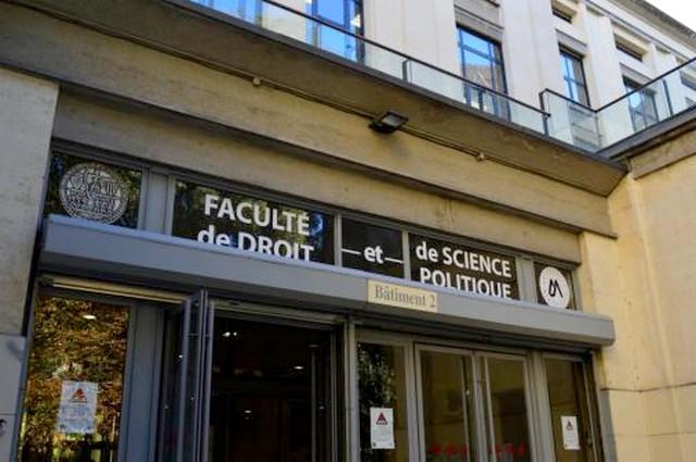 Fac droit - Montpellier