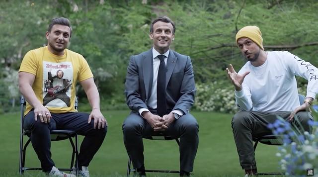 Macron - Carlito - McFly