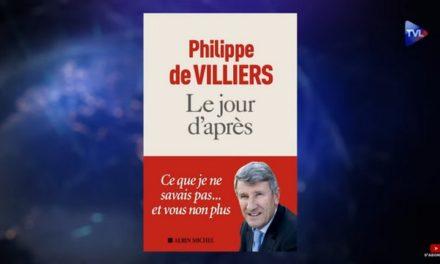 Philippe de Villiers appelle à l'insurrection des consciences