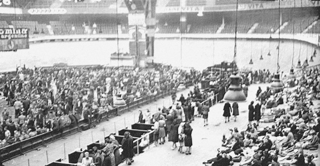 Rafle vélodrome - Juillet 1942