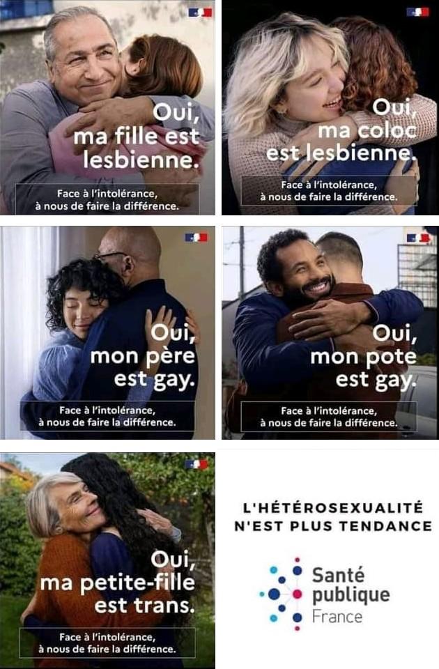 Transsexualité - Campagne gouvernementale