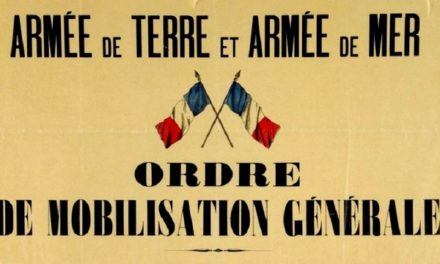 """Mobilisation générale <span class=""""caps"""">2S</span>"""