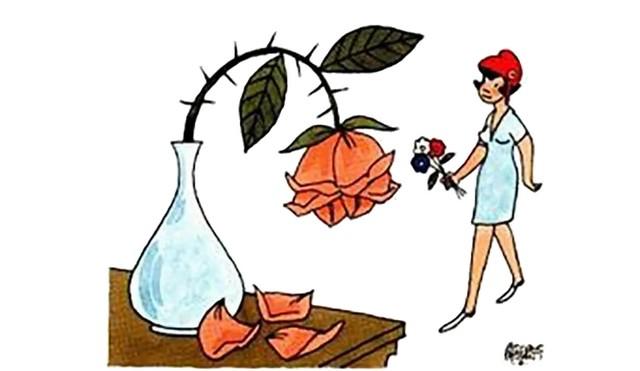 Alain Peyrefitte - Quand la rose se fanera