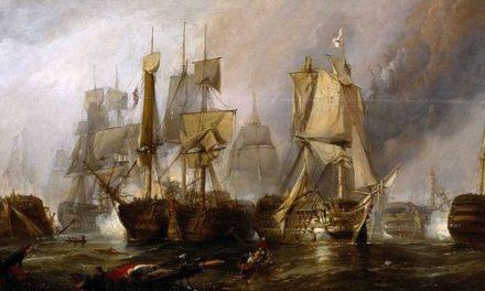 Trafalgar pour la Marine