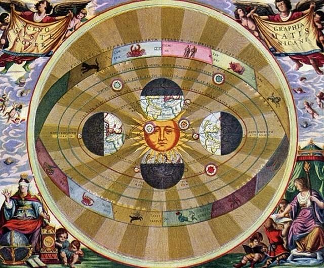 Cosmos - Tradition primordiale